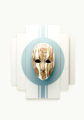 """MASKS FOR THE MODERN TRIBE (BREAKFAST CLUB speck hombre)"""