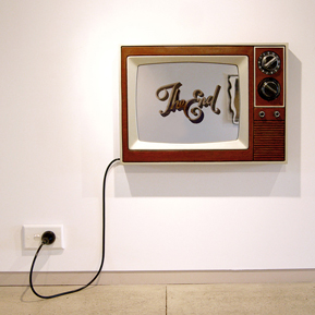 """Reality TV"" - installation view"