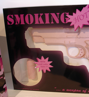 """WEAPONS OF MASS PRODUCTION (smoking HOT gun)"""